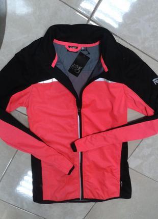 Куртка для пробежек спортивная ветровка 42-44 crivit германия