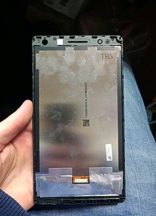 """Рамка дисплея Huawei Mediapad T3 7"""" BG2-U01"""
