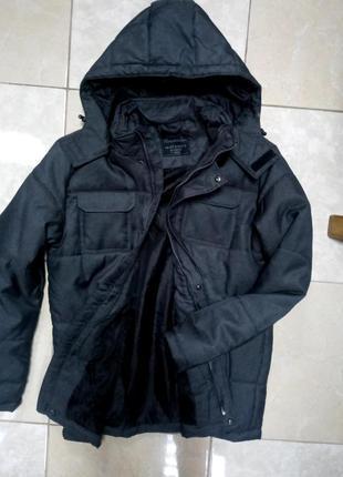 Мужская теплая куртка парка  48-50 германия watsons