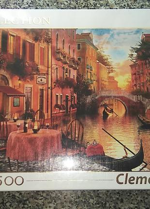 """Пазлы Clementoni """"Венеция"""" 1500 эл."""