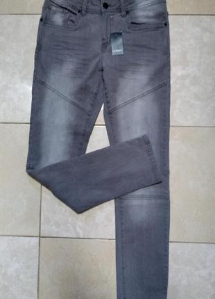 Мужские джинсы slim fit 50 или 34 34 livergy германия