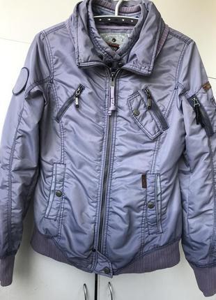 Супер крутая куртка khujo, германия