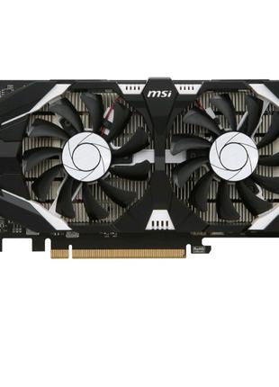 MSI PCI-Ex GeForce GTX 1050 Ti 4GT OC 4GB GDDR5 (128bit)