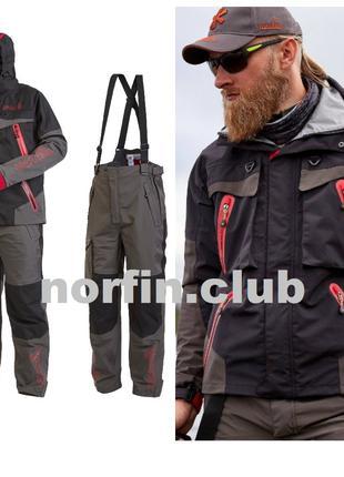 Костюм рыболовный демисезонный Norfin Pro Dry 2 Gray