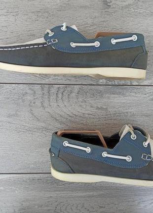 Next мужские кожаные туфли топ сайдеры оригинал