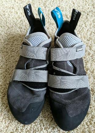 Скальные туфли scarpa origin (скальники, скалки, la sportiva)