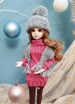 Бжд кукла 42 см, bjd и одежда барби