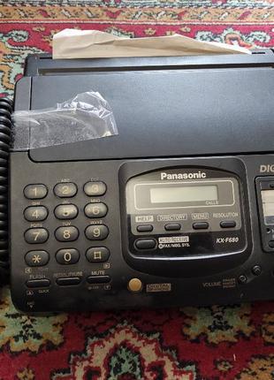 Телефон - факс Panasonic KX-F680RS