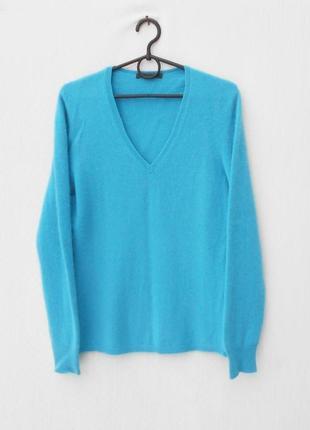 Осенний зимний кашемировый свитер джемпер с длинным рукавом