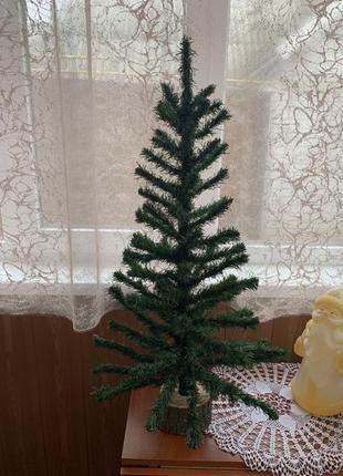 Елка искусственная елочка новогодняя ель