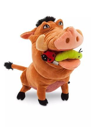 Пумба из мультфильма Король Лев, Pumbaa Plush