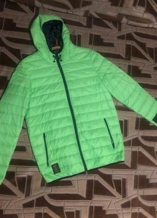 Мужская демисезонная курточка CROPP,весенняя куртка
