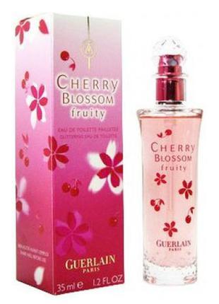 Туалетная вода guerlain cherry blossom fruity