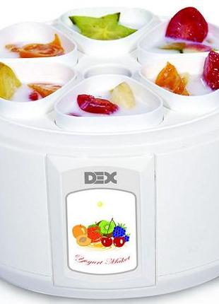 Йогуртница dex 107