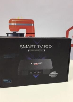 Смарт ТВ приставка T95S1 2/16Gb