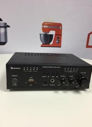 Мини стерео усилитель Auna Amp4 Bluetooth