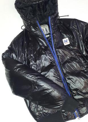 Дутая куртка пуховик на подростка/мужская