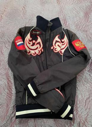 🥈 легкая куртка ветровка bosco sport 🥈