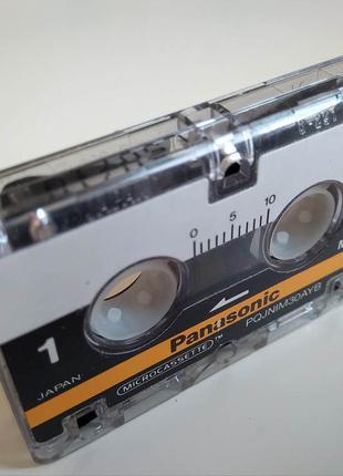 Кассета,аудиокассета,микрокассета,миникассета,автоответчик. mini