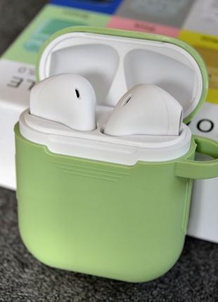 Беспроводные наушники Bluetooth inpods I12 TWS c микрофоном + ...