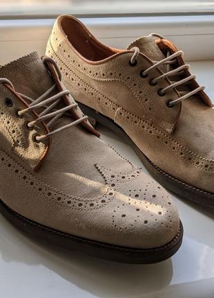 Morc O'Polo мужские туфли 44