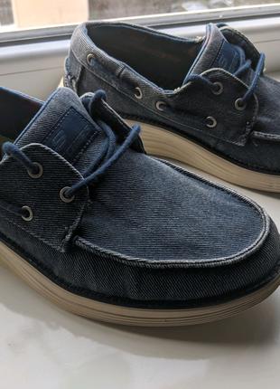 Skechers мужские туфли розмер 42