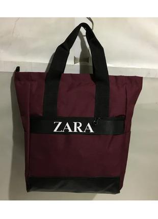 Красивый качественный рюкзак-сумка