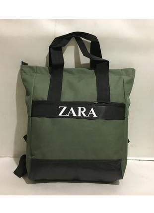 Качественная городская сумка-рюкзак