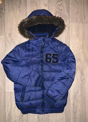 Куртка демисезонная деми джордж george 9 - 10 л 134 - 140 см
