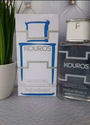 Мужской парфюм  Yves Saint Laurent Kouro