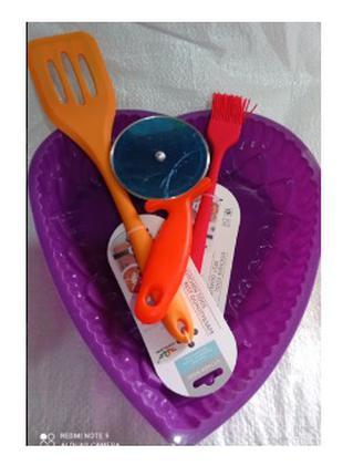 Набор для выпечки (кондитерский) 3 предмета
