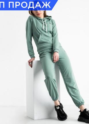 Женский спортивный костюм Puma двунитка