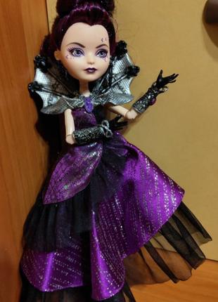 Кукла Ever After High Рэйвен Квин из серии бал коронации
