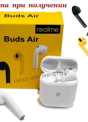 Беспроводные вакуумные Bluetooth гарнитура наушники Buds Air R...