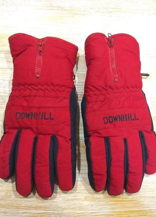 Перчатки для зимних видов спорта down hill 10 р
