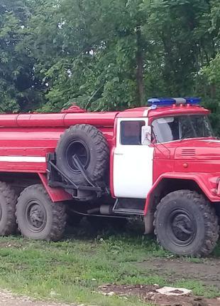 Пожежний автомобіль ЗіЛ-131 (новий).