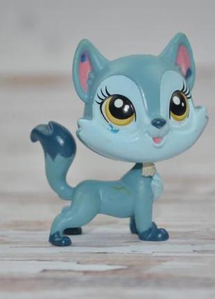 Пет шоп pet shop игрушки зоомагазин littlest pet shop lps щено...