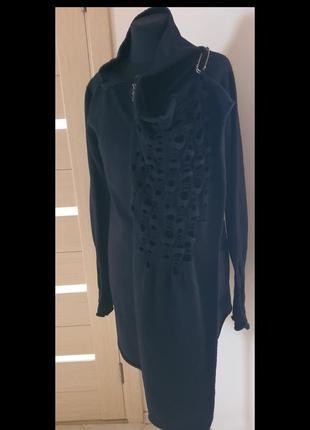 Oblique, кардиган, вяленая шерсть, размер 48/50