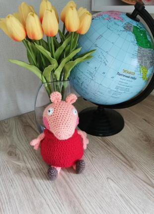 Игрушка свинка пеппа