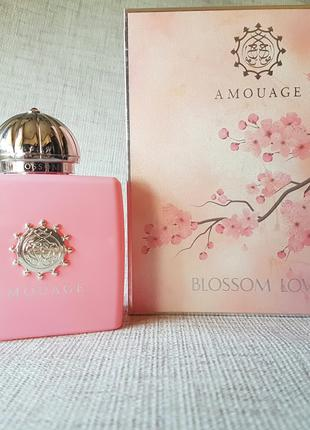 Amouage Blossom Love_Оригинал EDP_2 мл Затест_парф.вода