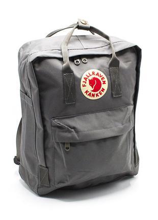 Рюкзак - сумка fjallraven kanken, городской, ранец