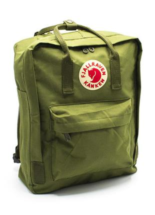 Рюкзак - сумка fjallraven kanken classic, городской ранец, канкен