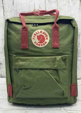 Рюкзак - сумка fjallraven kanken big, ранец, дорожная, канкен...