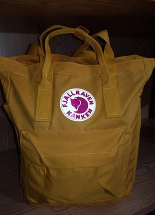 Рюкзак сумка женская fjallraven kanken totepack канкен портфель