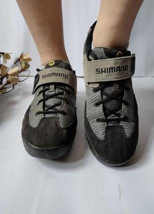 Shimano кросовки велообувь очень удобные