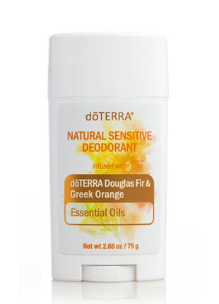 Натуральный нежный дезодорант, dōTERRA, 75 гр.