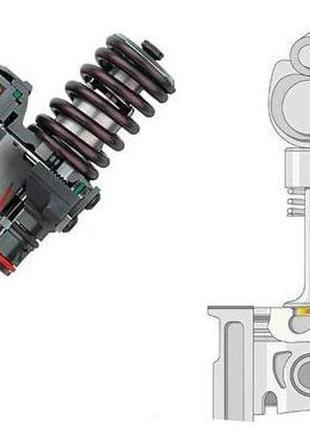 Ремонт насос-форсунок Volkswagen