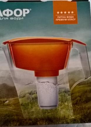 В избранные Фильтр-кувшин АКВАФОР Лаки с картриджем Киев - изобр