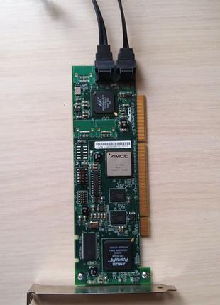 SATA RAID контроллер 3ware 9550SX-4LP