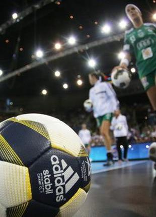 Профессиональный гандбольный мяч Adidas Stabil Champ CL 7 Wome...
